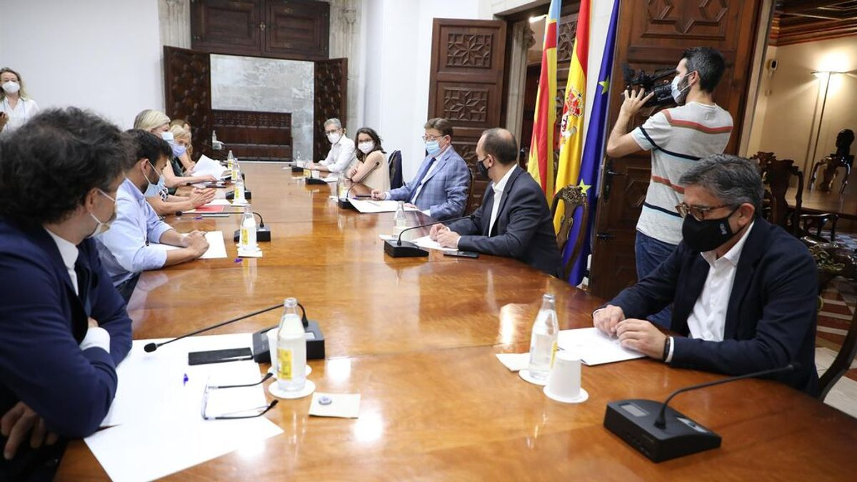 La Generalitat Valenciana pide toque de queda hasta el 16 de agosto para 77 municipios y 2,6 millones de valencianos