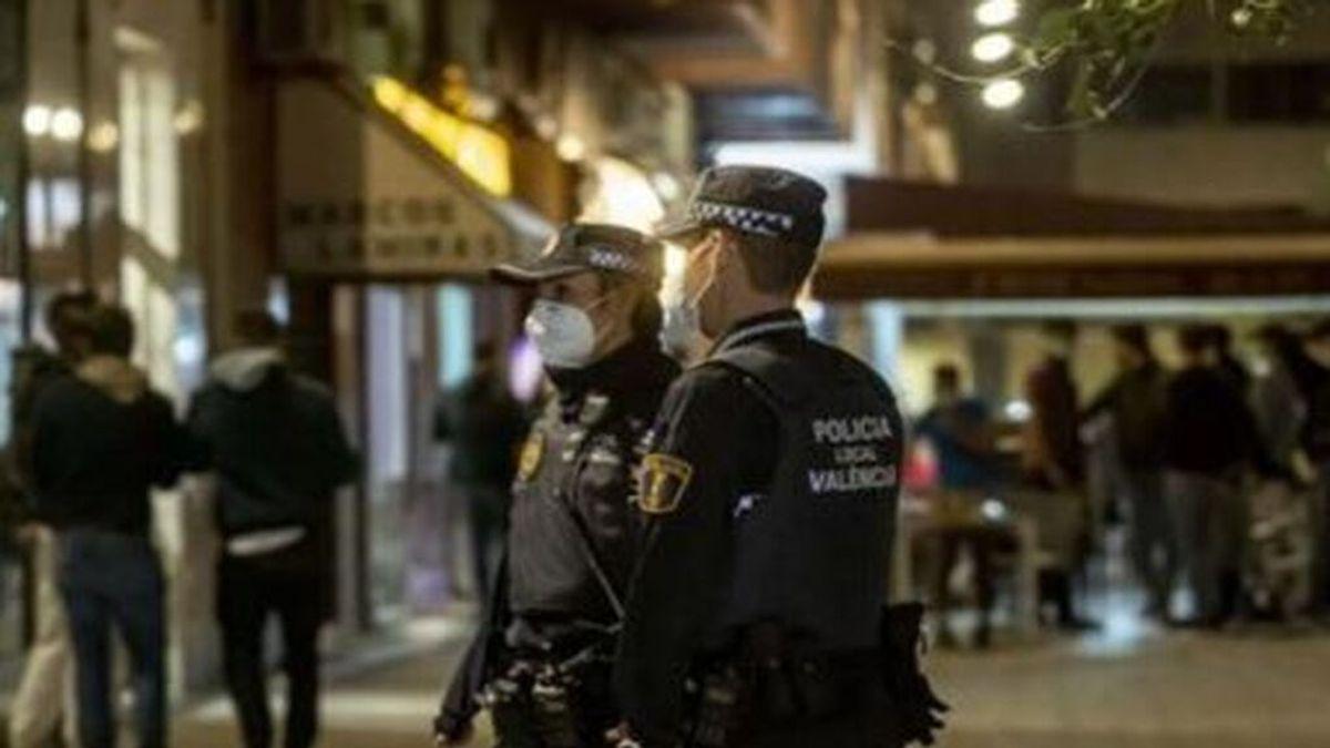 La Comunidad Valenciana pide el toque de queda para 77 munipios con el aval de la Fiscalía