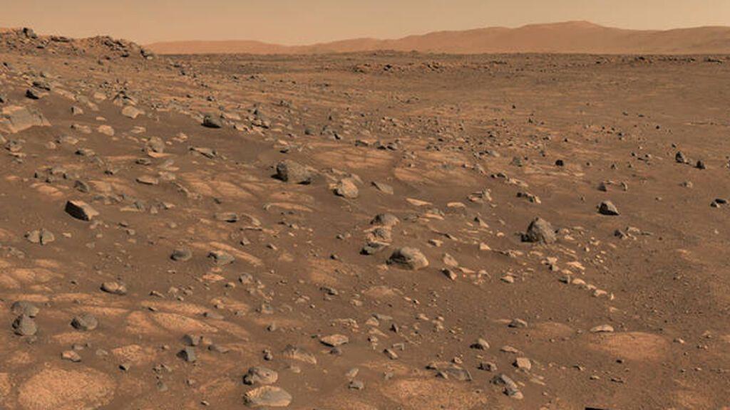 El rover Perseverance prepara la primera muestra de Marte para enviar a la Tierra