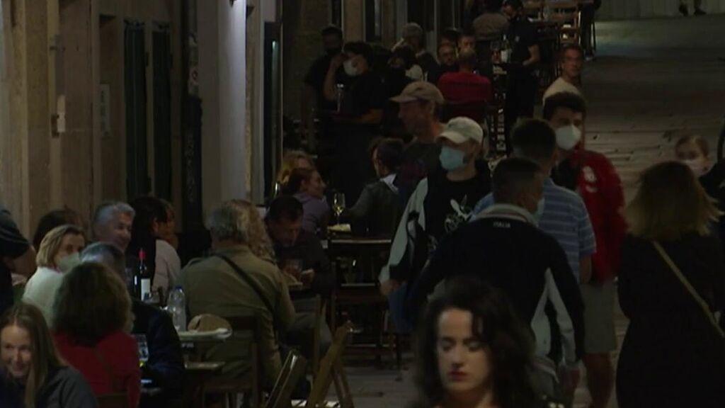 Galicia ya exige el pasaporte covid para entrar en los bares