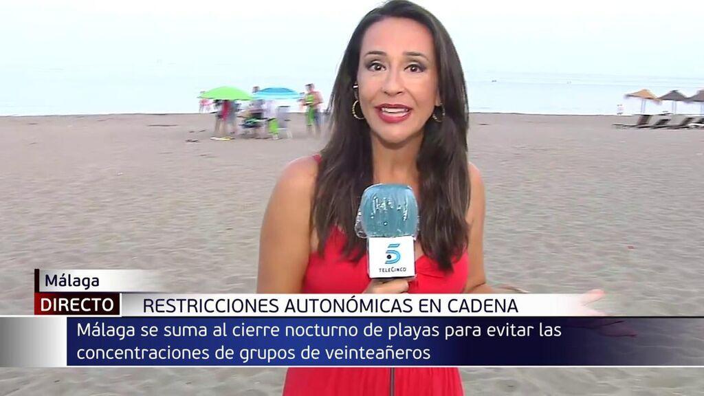 Andalucía espera la aprobación judicial para el toque de queda en algunas localidades