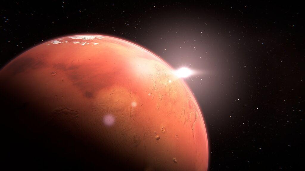 Marte tiene un núcleo líquido y metálico, según confirma la misión Insight de la NASA