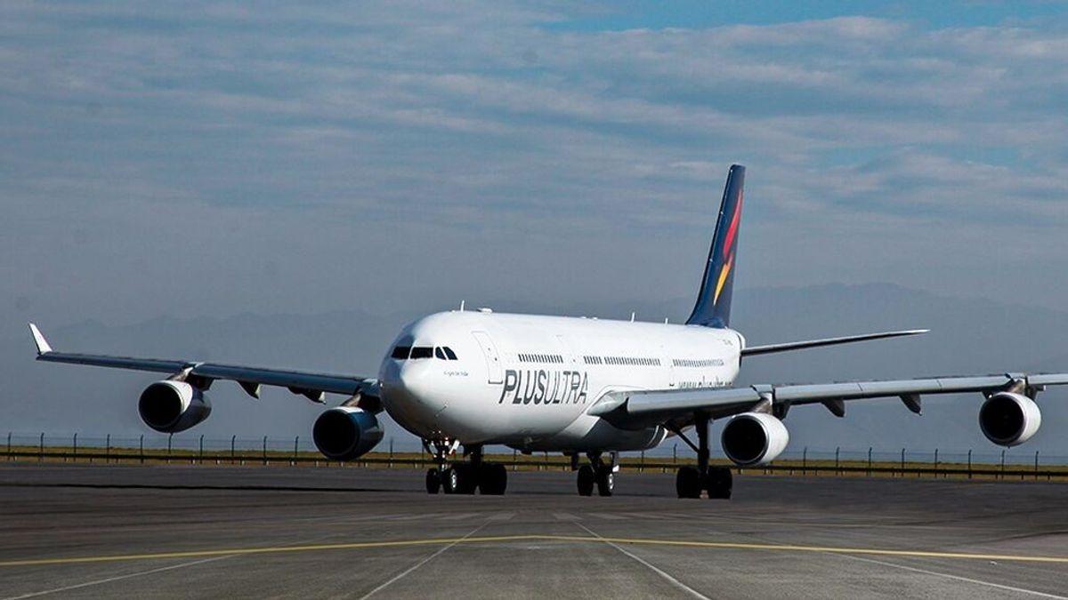 Un juzgado suspende rescate de 34 millones de euros a la aerolínea Plus Ultra