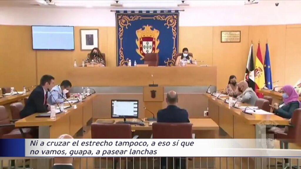 La Asamblea de Ceuta vive otra jornada de tensión