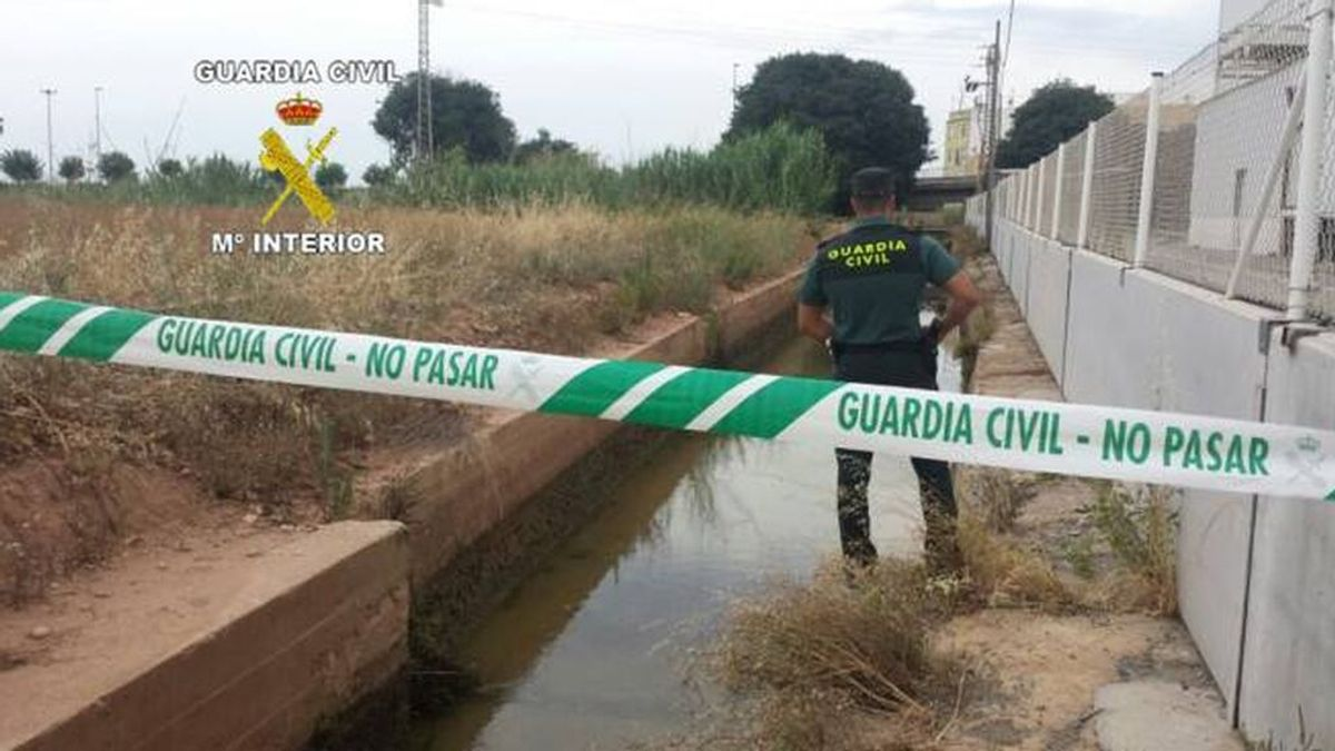 Un bebé de un año muere al caer a un canal de riego en Palencia