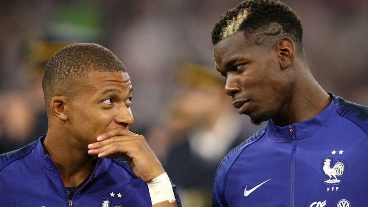 El PSG acelera en el fichaje de Paul Pogba como otra baza para convencer a Mbappé: ya hay jugadores 'señalados' para cuadrar las cuentas