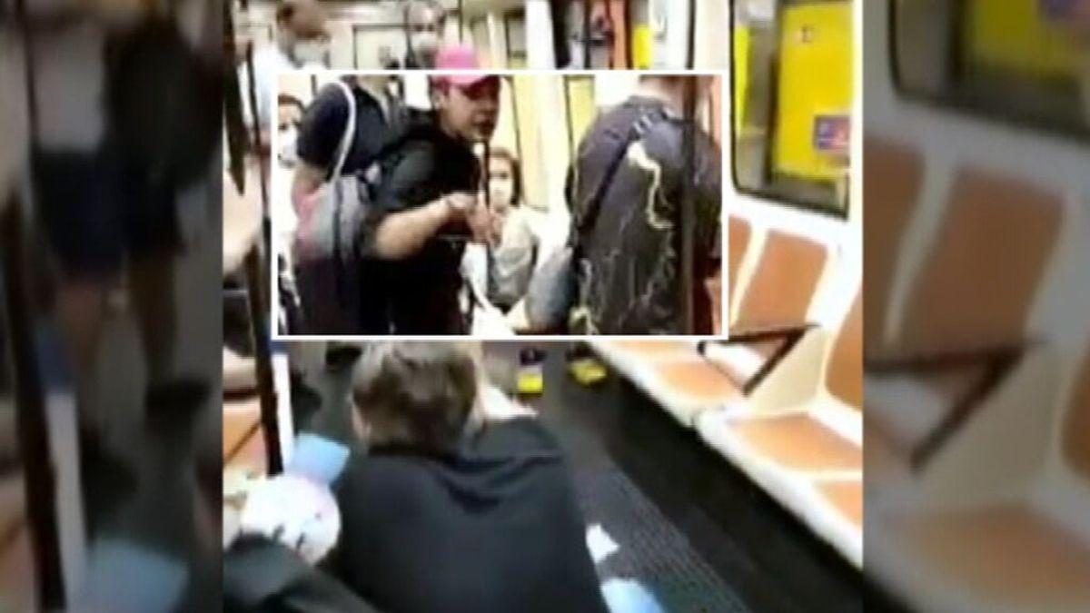 Juan Camilo Londoño, el experto en fugas que agredió a un enfermero en el metro ingresa en la cárcel de Meco