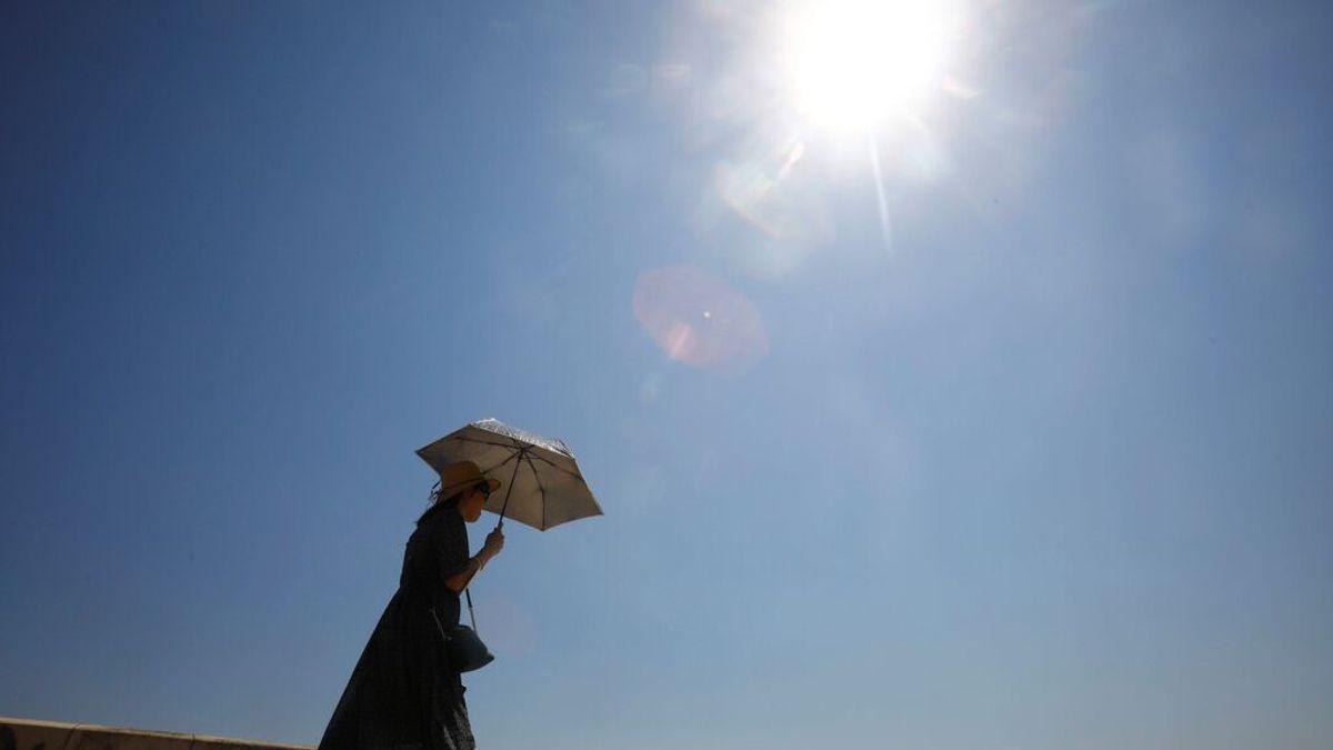 Aviso rojo por el calor: la masa de aire africano se asienta en zonas de España
