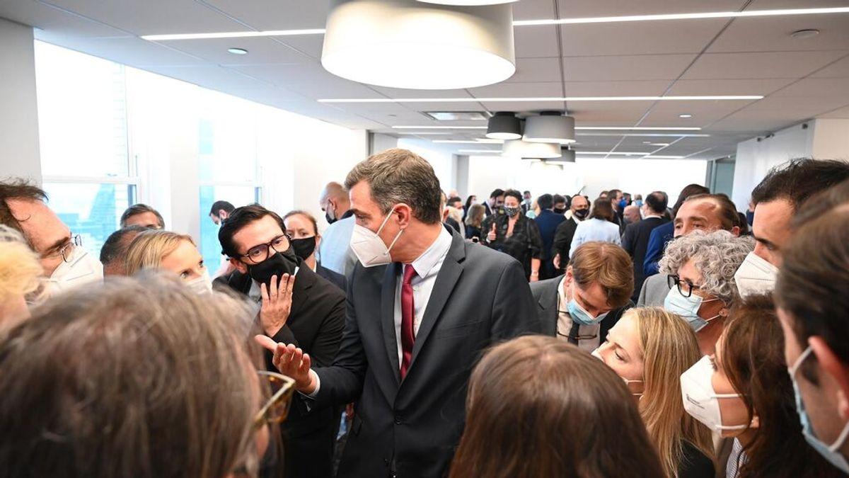Sánchez insiste en que el Gobierno recurrirá el fondo catalán si no es legal pero aún no se ha decidido