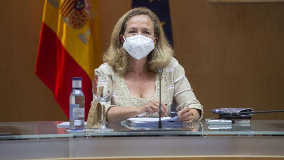 Calviño anuncia una reducción de 20.000 millones de euros en la emisión de deuda pública del Tesoro para 2021