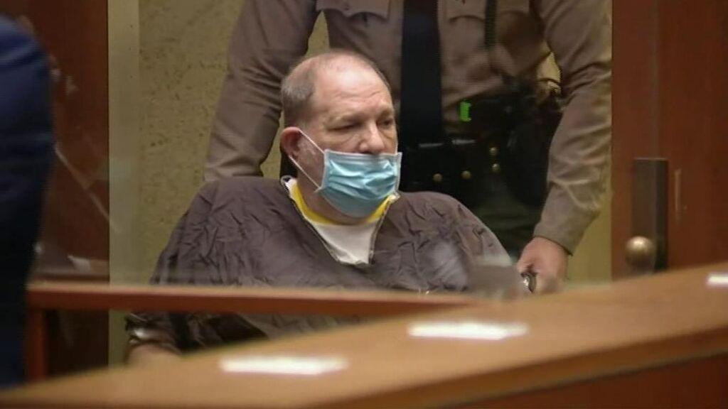 Harvey Weinstein se declara inocente de agresión sexual y violación en Los Ángeles