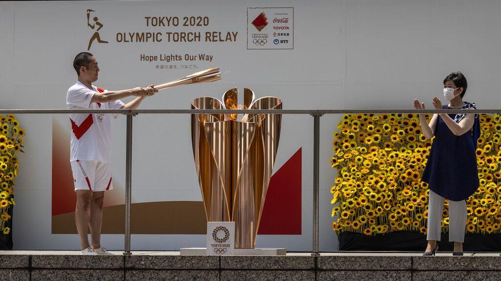Comienzan los Juegos Olímpicos de Tokio, los primeros sin público