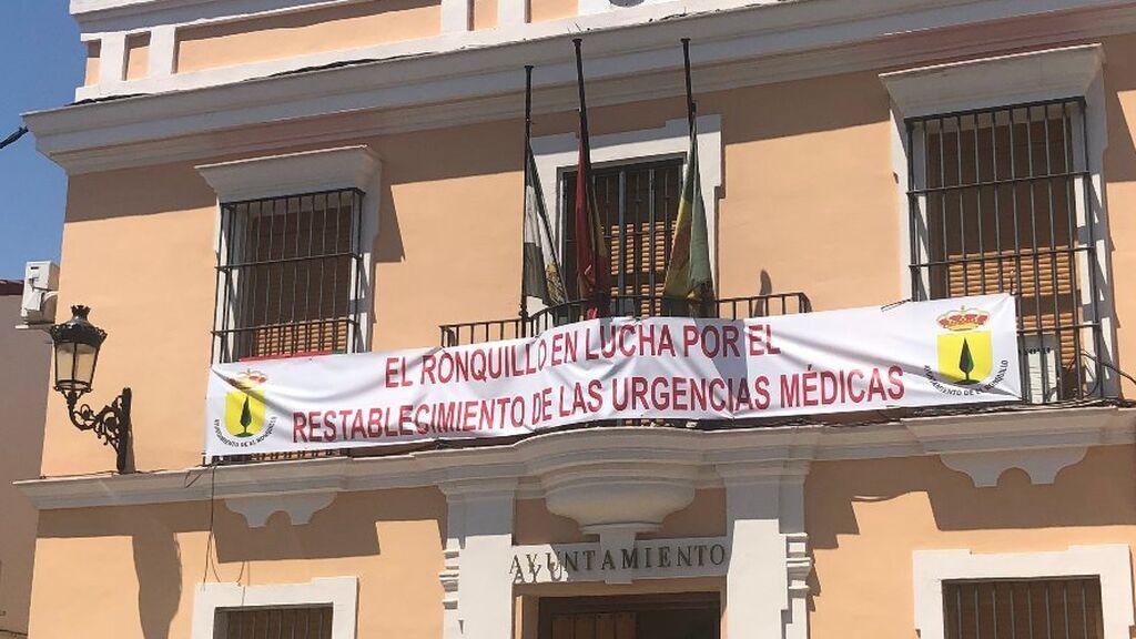 Diez pueblos de Sevilla y Huelva saldrán a la calle para defender sus centros de salud