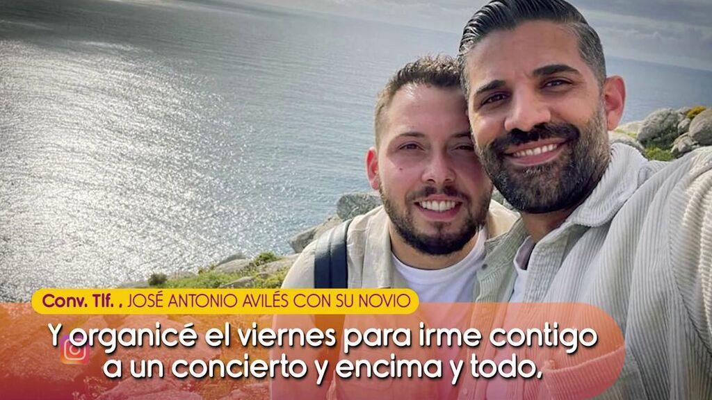 """Los audios más íntimos de José Antonio Avilés y su exnovio, Antonio Vega: """"Te dije que necesitabas operarte"""""""
