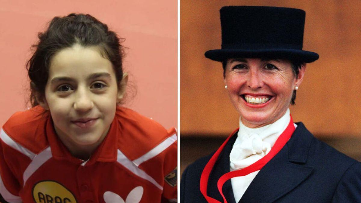 Quiénes son Hend Zaza y Mary Hanna, la atleta más joven y la mayor en Tokio 2020