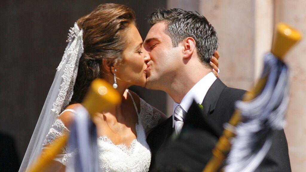 La boda de Paula Echevarría y David Bustamante