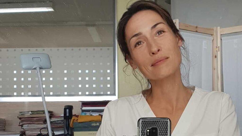 Annelise Hesme, protagonista de 'Nina: una enfermera diferente'