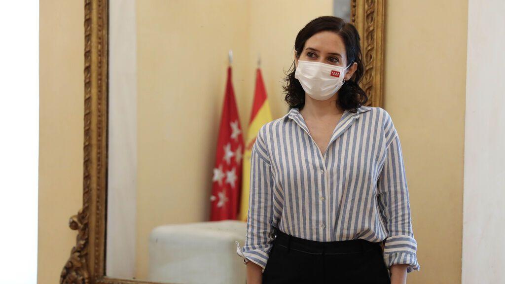 """Ayuso anuncia que Madrid dejará de asistir a la Conferencia de Presidentes: """"Para ir a escuchar y aplaudir al presidente de Gobierno no iremos"""""""
