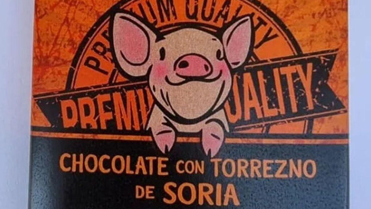 La fusión gastronómica no tiene límites: el chocolate con torreznos es una realidad