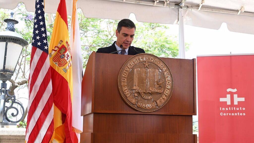 """Sánchez critica el embargo a Cuba y pide reformas en la isla """"sin injerencias de nadie"""""""