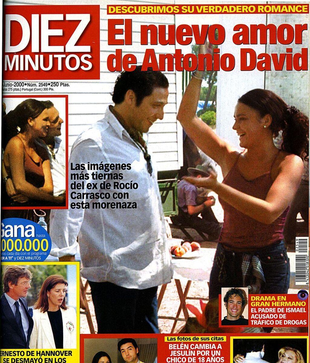 El romance de Antonio David Flores y Olga Moreno
