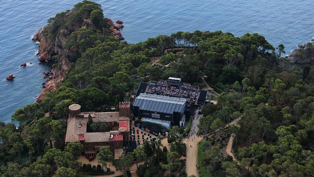 Comienza el Festival de Cap Roig en Girona con 21 conciertos