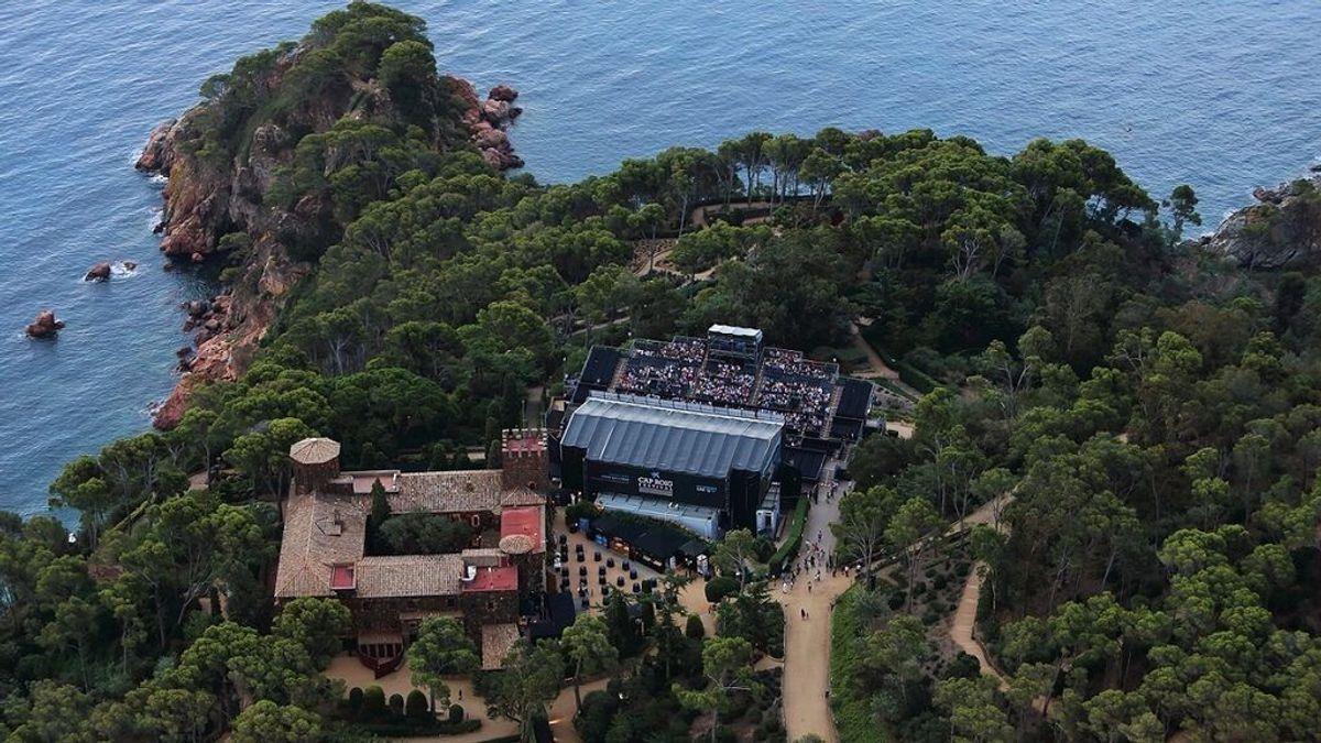 Arranca el Festival de Cap Roig en Girona con 21 conciertos