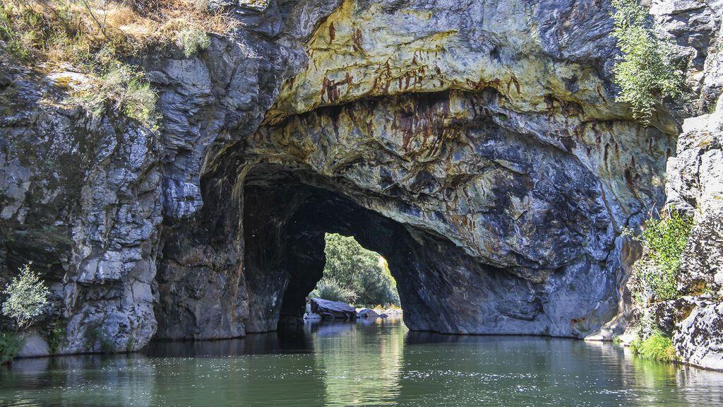 Túnel romano de Montefurado