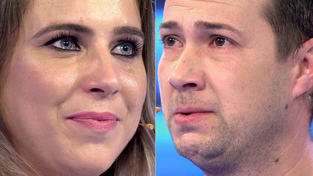 Rosa y Alberto perdieron a su bebé prematuro
