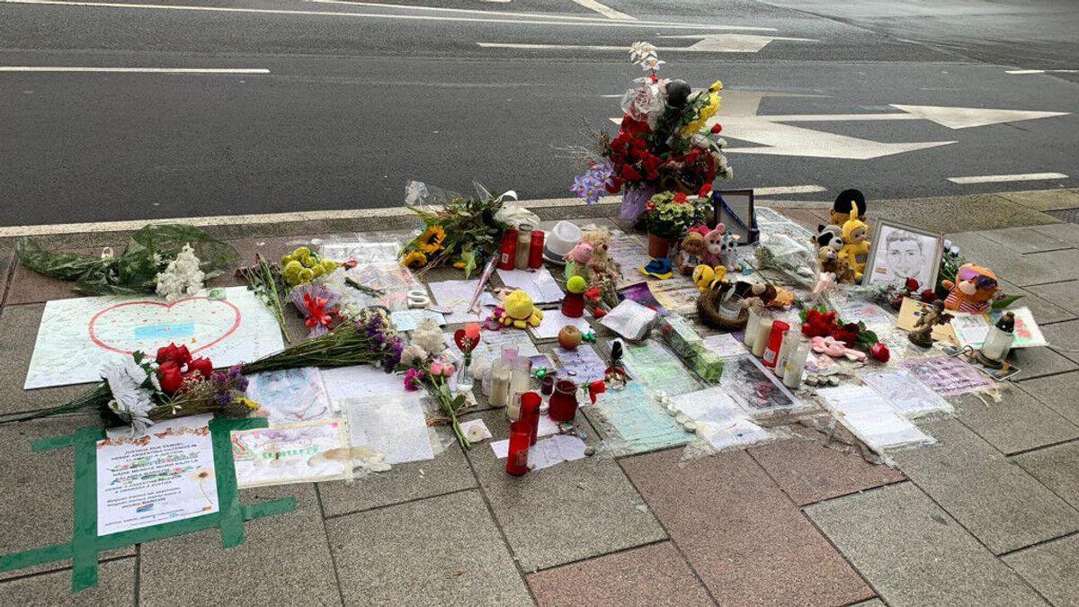 Vandalizan el altar en homenaje a Samuel Luiz, el joven asesinado en A Coruña