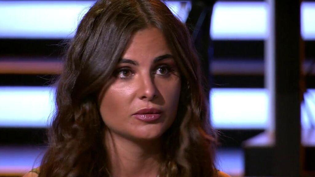 """El 'zasca' de Alexia Rivas dirigido a Olga: """"Otra gente también lloraba cuando ellos hablaban"""""""