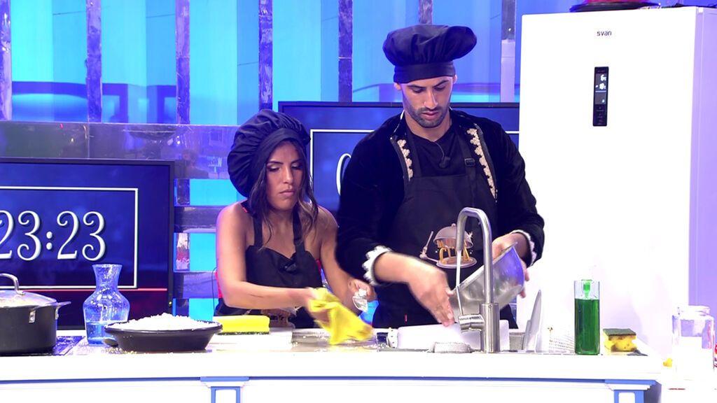 Isa y Asraf, a los fogones La última cena Temporada 2 Programa 11