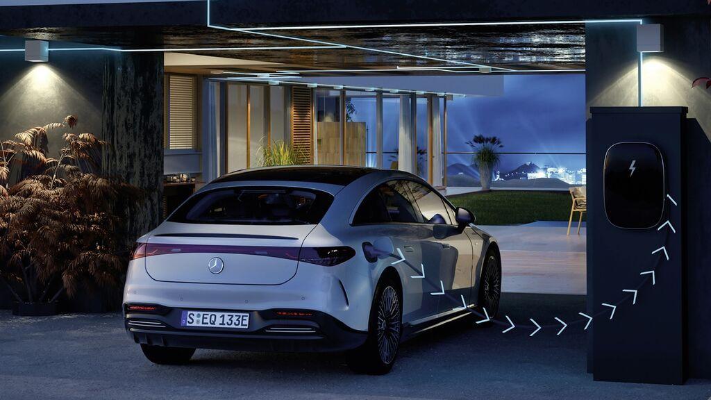 """En solo nueve años todos los Mercedes serán eléctricos """"donde las condiciones del mercado lo permitan"""""""