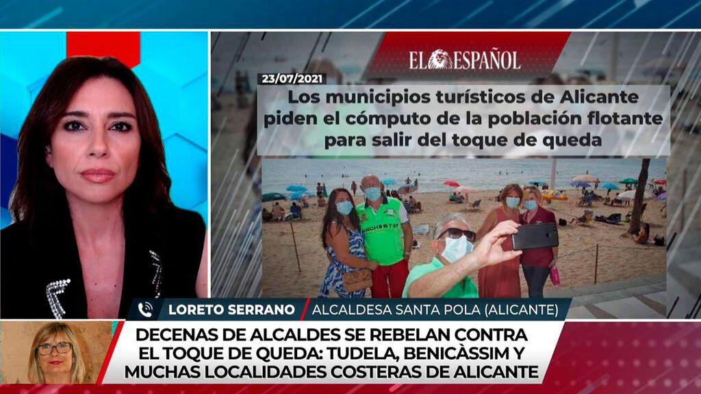 Decenas de alcaldes se rebelan contra el toque de queda Todo es mentira 2021 Programa 636