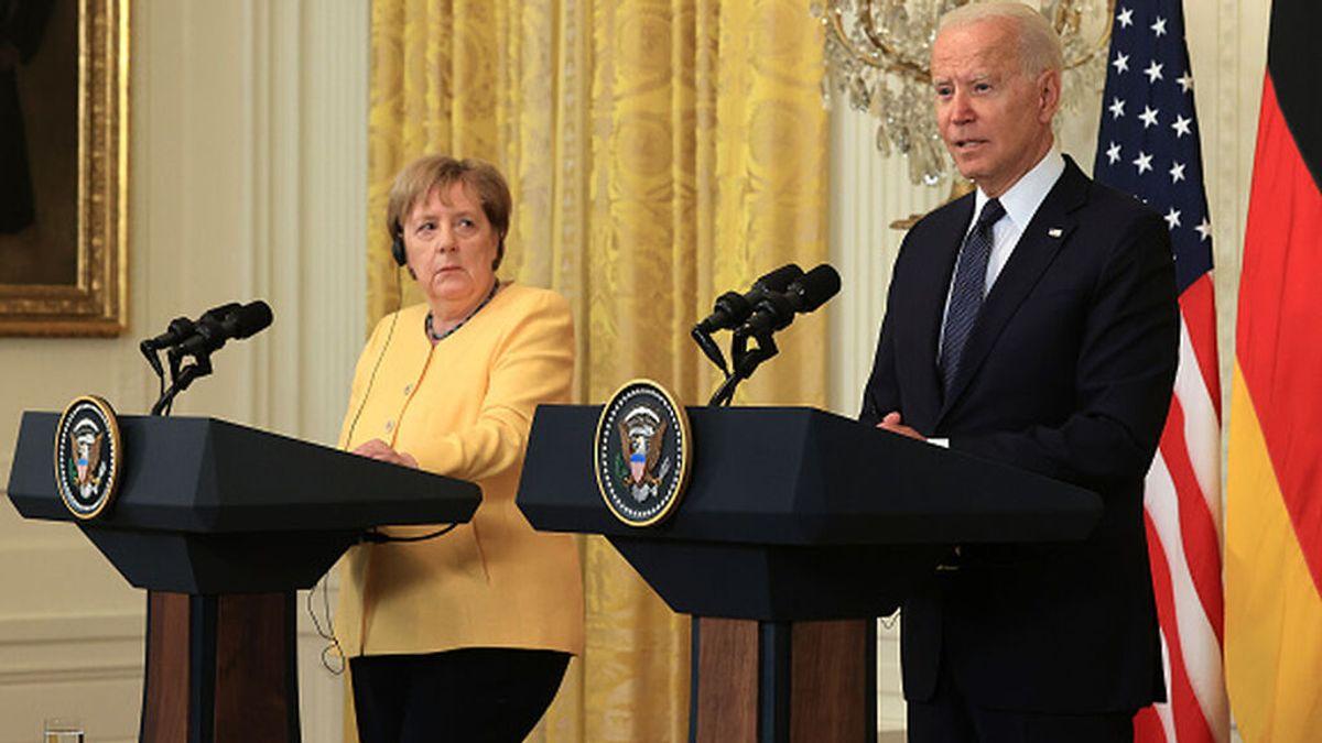 Luz verde de Biden y Merkel al criticado gasoducto Nord Stream 2