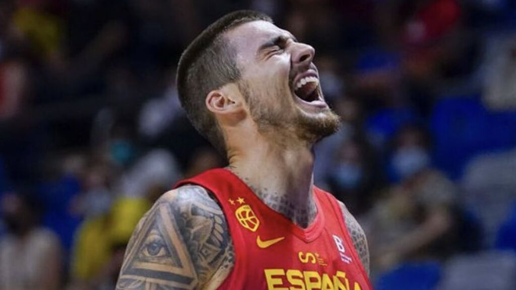 Scariolo hace un cambio en la lista de España: Juancho Hernangómez no disputará finalmente los JJOO y en su lugar llama a Xabi López-Arostegui