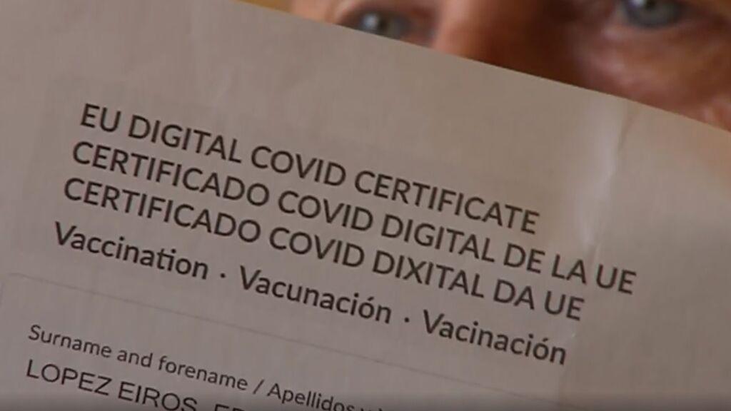 Galicia pide certificado de vacunación o PCR negativa para entrar en bares y restaurantes de día