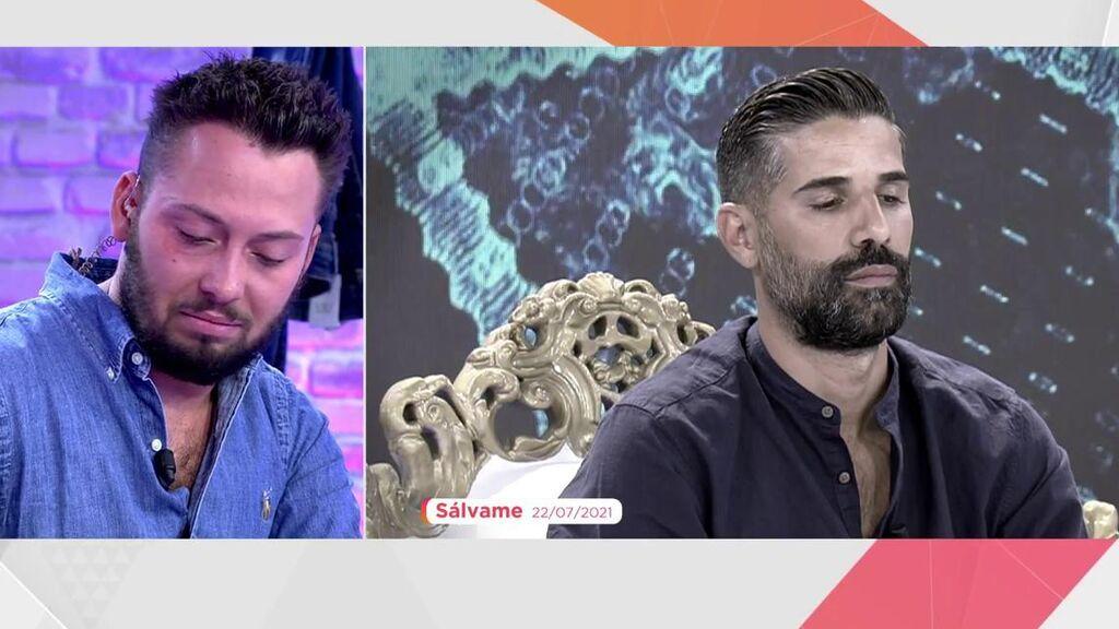 José Antonio Avilés responde a su exnovio, hundido
