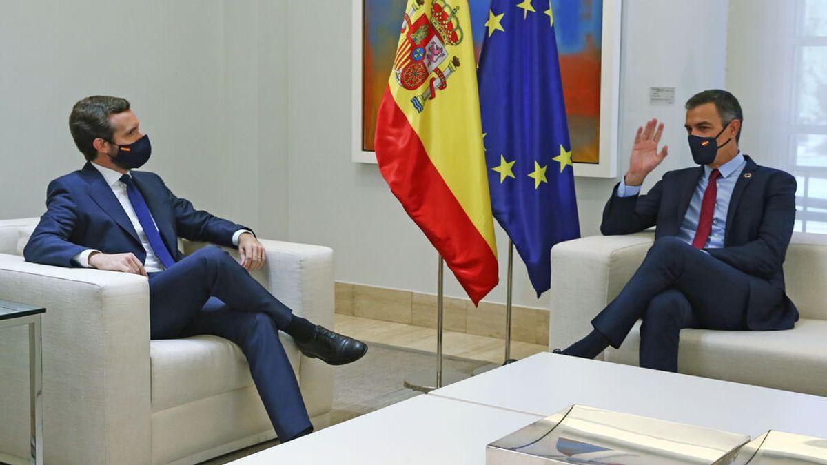 """Sánchez ve imposible un acuerdo con el PP para el CGPJ: """"No tienen ninguna voluntad de cumplir la Constitución"""""""