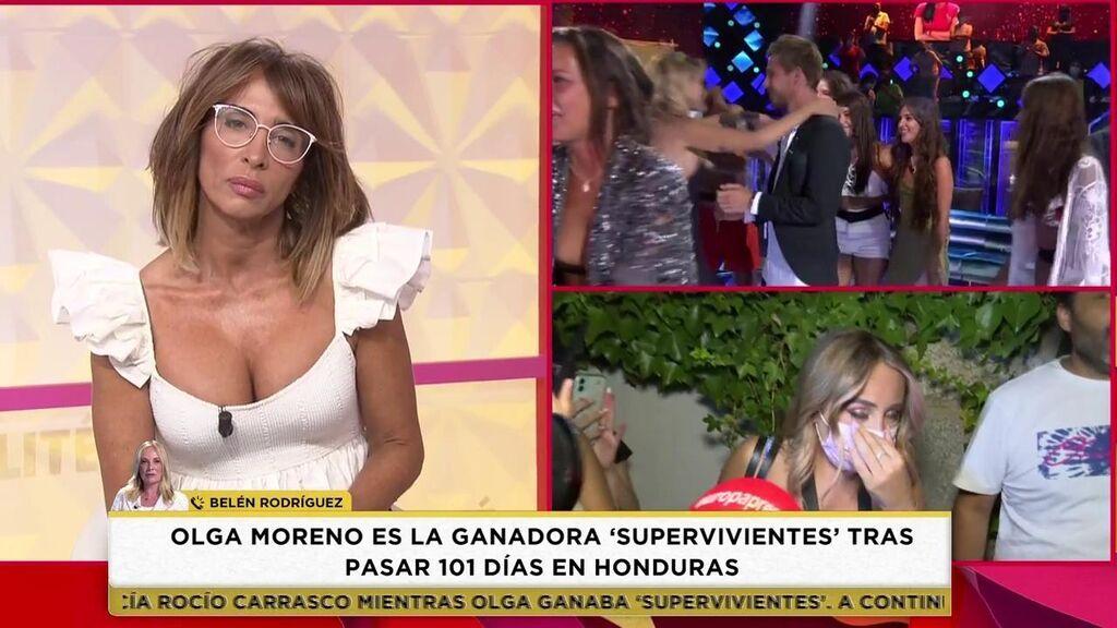 María Patiño habla en directo con Belén Ro
