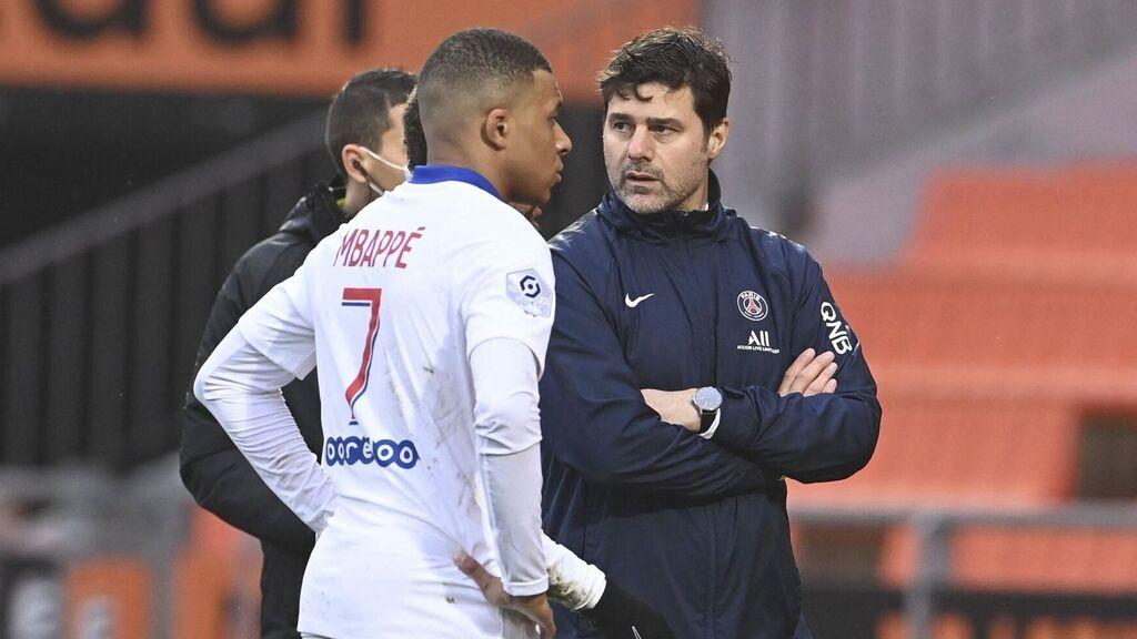 Mbappé sigue firme con su idea y ya le ha dicho a Pochettino que no va a renovar con el PSG