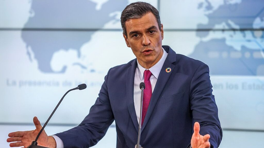 """Sánchez cierra su gira en EEUU convencido de haber situado a España en el """"radar"""", y de que pronto dará sus frutos"""