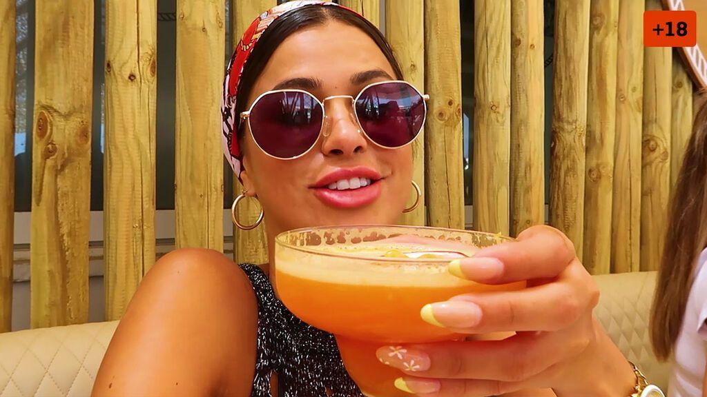 Marina Ruiz nos cuela en la despedida de soltera de su amiga y habla de sus planes de boda con Hugo Paz (2/2)