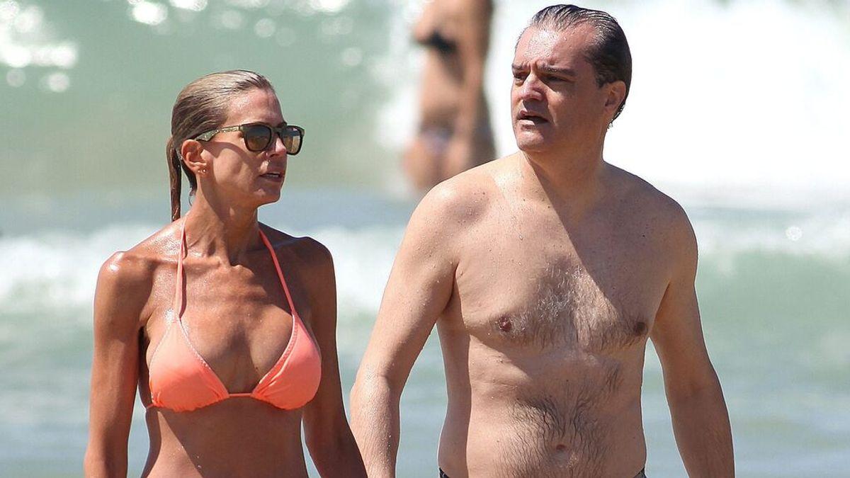 Ramón García y Patricia Cerezo se reencuentran tras su divorcio en la puesta de largo de su hija Natalia