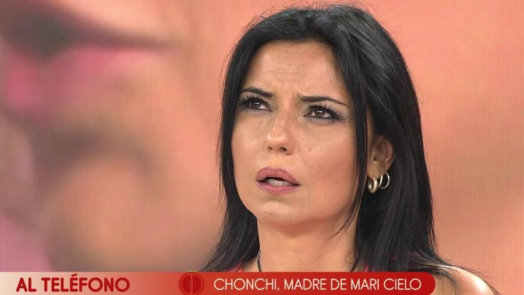 El enfrentamiento de Mari Cielo Pajares y su madre, Chonchi Alonso