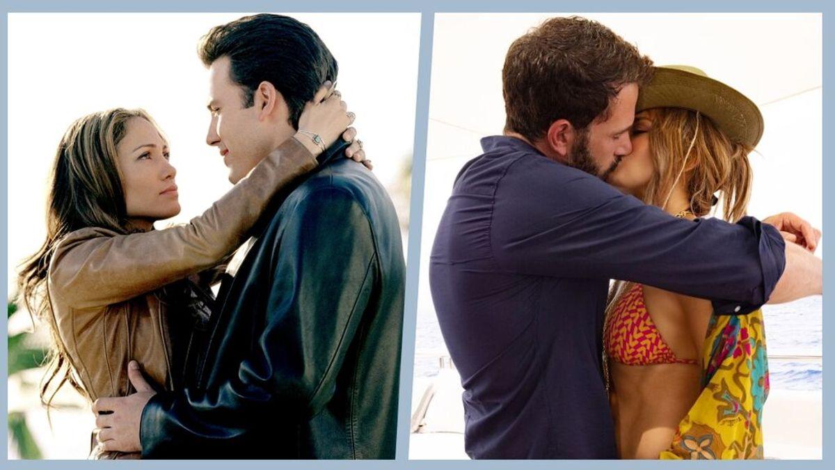 De aquellos polvos vienen estos lodos: la intermitente historia de amor de Jennifer Lopez y Ben Affleck