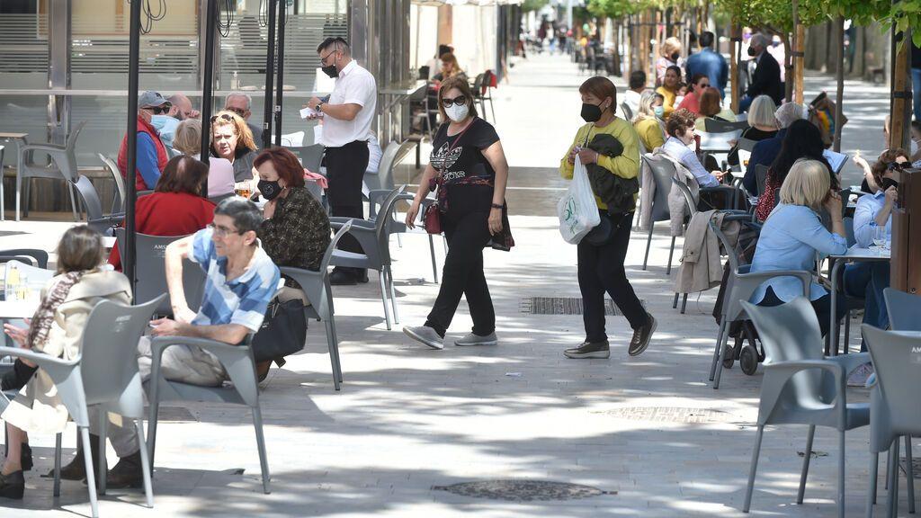 Reuniones en la calle