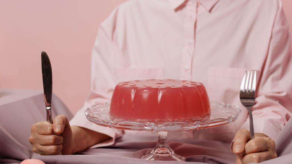 Cómo hacer gelatina de frutas casera