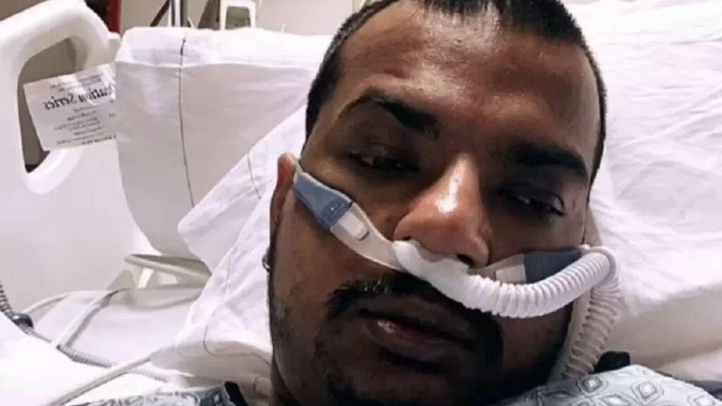 """Muere de covid19 un antivacuna y negacionista de la pandemia que llamaba """"estúpidos"""" a los respiradores"""