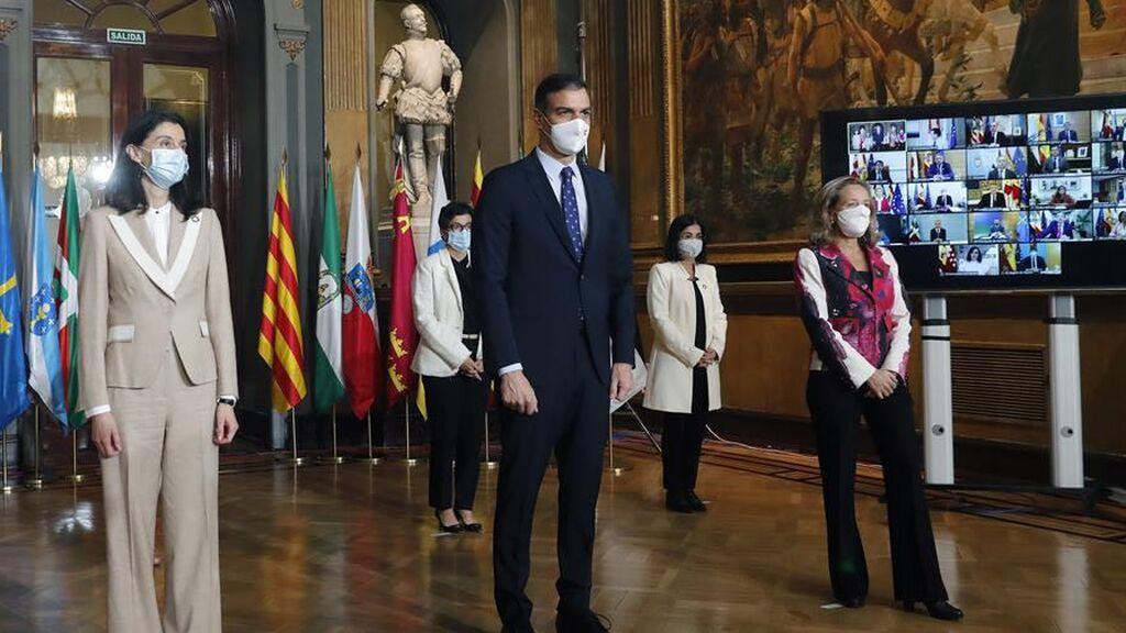 Los barones del PP, en pie de guerra contra Sánchez y su Conferencia de Presidentes